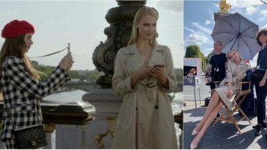 Photo of foto, video | Un model de la noi, actriță într-un nou serial Netflix. Ipostaza provocatoarea în care s-a filmat Alexandrina Țurcan