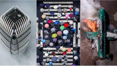 Photo of foto | Obiectivul camerei – locul unde se produce magia! Cele mai inspirate fotografii realizate în aer, premiate de Aerial Photography Awards 2020