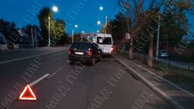 Photo of foto | Un microbuz cu pasageri a fost implicat într-un acident grav! Sunt răniți