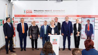 Photo of Violeta Ivanov și-a prezentat programul electoral. Ilan Șor: Vom transforma Moldova într-un mic Singapore