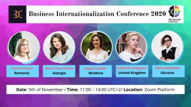 Photo of Ești un tânăr antreprenor orientat spre internaționalizare? Înscrie-te gratuit la Business Conference și învață cum să-ți adaptezi afacerea pentru viitor
