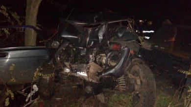 Photo of Un tânăr șofer și-a pierdut viața pe o șosea din Leova. Mașina în care se afla s-a izbit violent de un copac