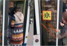 Photo of video | NO COMMENT. Cum (nu) se respectă distanțarea fizică în troleibuzele din Chișinău: Reacția RTEC și a Poliției