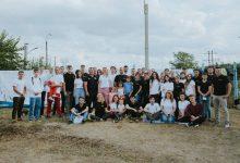 Photo of foto | De ziua lor au avut grijă de viitor! Compania de consultanță financiară Double Case și-a marcat aniversarea plantând copaci