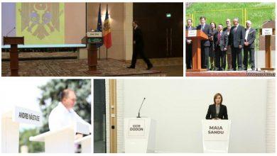Photo of video | Invitația la dezbateri a Maiei Sandu în adresa lui Dodon, trasă la indigo cu ale altor politicieni. Filat l-a invitat pe Voronin, Chirtoacă – pe Dodon și Ceban – pe Năstase