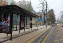 Photo of foto | La Chișinău au fost instalate 28 de stații noi de așteptare a transportului public. Care este costul lucrărilor