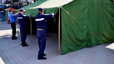 """Photo of În trei localități din Moldova secțiile de votare vor fi deschise în corturi. """"Spațiile oferite de administrația publică locală nu corespund cerințelor"""""""