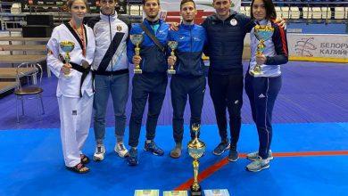 Photo of foto | Mândrie pentru Moldova! Sportivii noștri au cucerit patru medalii la Cupa Belarusului la taekwondo