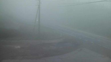Photo of foto   Șoferii, îndemnați să circule prudent. Mai multe trasee au fost cuprinse de ceață