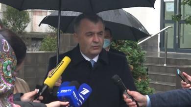 Photo of video | Cel mai matinal dintre politicieni? Ion Chicu și-a exercitat dreptul la vot