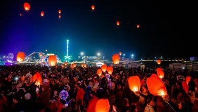 Photo of foto | Surpriză pentru Șor: Orheienii au lansat spre cer sute de lampioane în semn de recunoștință