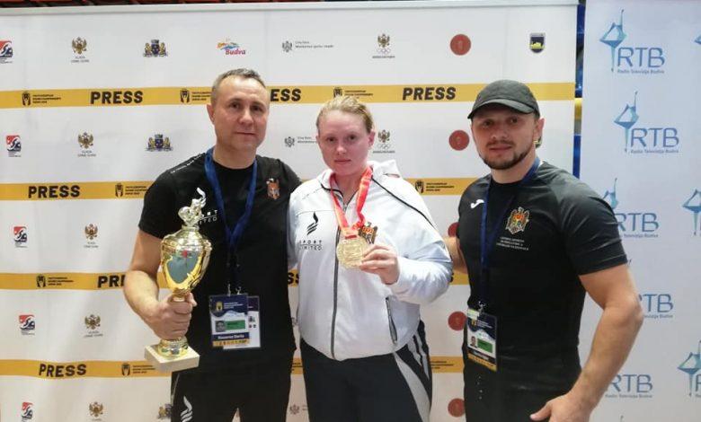 Photo of foto, video |Încă o medalie de aur pentru Moldova. Boxera Daria Kozorez a devenit campioană europeană
