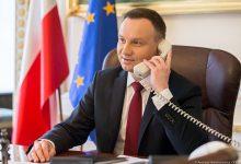 Photo of Președintele Poloniei a invitat-o pe Maia Sandu să efectueze o vizită la Varșovia