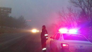 Photo of Atenție, șoferi, vremea se înrăutățește! Recomandările polițiștilor