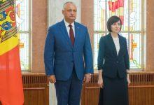 Photo of Când au discutat Sandu și Dodon ultima dată? Dezvăluirea președintei alese