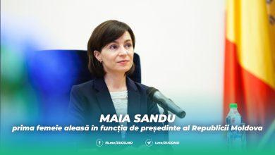 Photo of grafic | Maia Sandu a câștigat alegerile prezidențiale