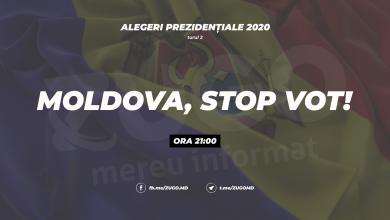 Photo of Stop vot! Numărul cetățenilor care au votat în turul doi al scrutinului prezidențial și cele mai active raioane