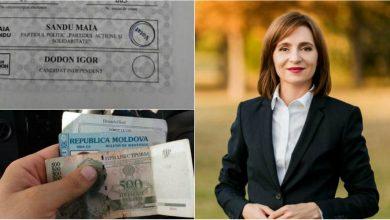 Photo of video | Pe canale de Telegram afiliate socialiștilor apar înregistrări în care cetățenii ar primi bani pentru votul în favoarea Maiei Sandu