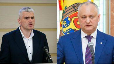 "Photo of Platforma DA nu va merge la consultările inițiate de Dodon. Slusari: ""Igori Nicolaevici, aveți de evacuat conservele și câteva tone de vin de la Condrița"""