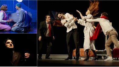 Photo of Nu ți-ai făcut încă planuri pentru weekend? Teatrul Eugene Ionesco te invită la o premieră și două spectacole devenite legendare