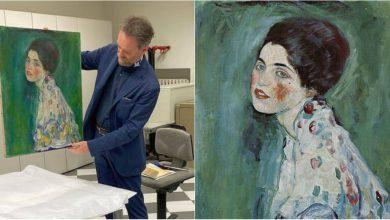Photo of foto | Un tablou al lui Klimt, dispărut timp de 23 de ani, va fi expus la o galerie de artă din Italia