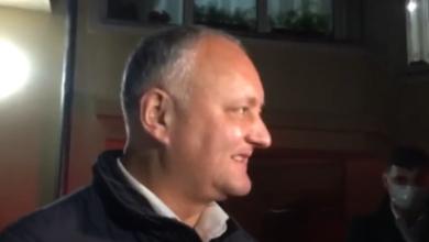 """Photo of PAS, Platforma DA, PDM și Pro Moldova """"au căzut într-o capcană"""", susține Igor Dodon: Este posibil orice scenariu"""