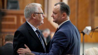 """Photo of video   Diacov, despre presupusa numire a lui Dodon în funcția de prim-ministru: """"Doamne ferește!"""""""