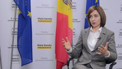 """Photo of Maia Sandu, despre datoria pentru gaz a Transnistriei:""""Nu o vom recunoaște niciodată"""""""