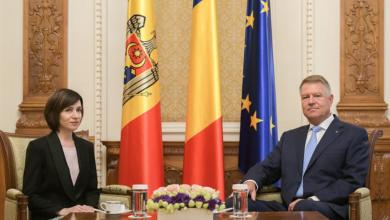 Photo of live | Urmărește pe ZUGO declarațiile Maiei Sandu și ale lui Klaus Iohannis după vizita liderului de la Cotroceni în Moldova