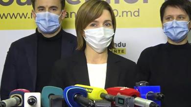 Photo of video | Prima reacție a Maiei Sandu după închiderea secțiilor de votare: Diaspora a fost uimitoare