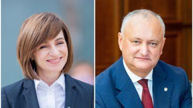 Photo of grafic | Ce informații caută moldovenii pe internet despre Maia Sandu și Igor Dodon? Profilul online al celor doi candidați la prezidențiale