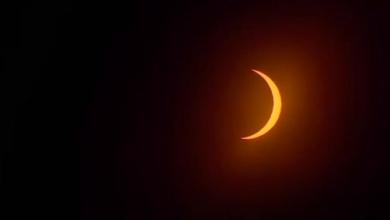 Photo of video | Nu s-a văzut din Moldova, dar o putem admira. Imagini spectaculoase cu eclipsa de soare de luni
