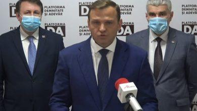 """Photo of """"Dodon provoacă un conflict civil"""". Platforma DA, nemulțumită de mai multe proiecte de legi ale guvernării"""