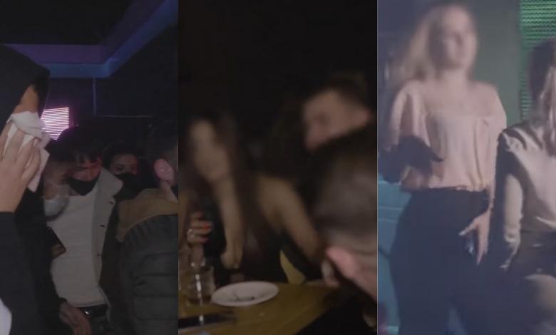 Photo of video | Mai multe cluburi de noapte, luate cu asalt de Polițiști. Unii petrecăreți au reacționat agresiv