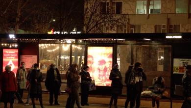 Photo of video | Noi stații de așteptare în Chișinău. EPAMEDIA: Transformăm capitala în una europeană