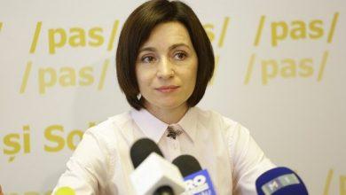 Photo of Maia Sandu a renunțat la președinția PAS. Cine va asigura interimatul funcției