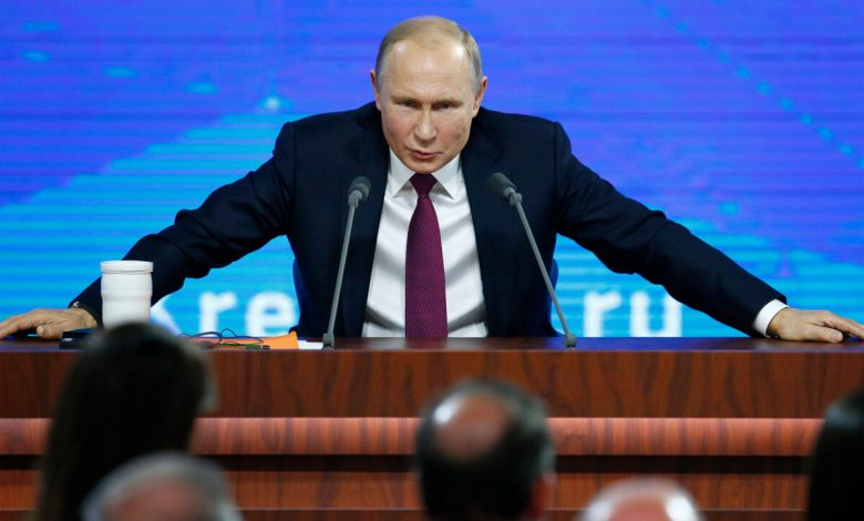 Photo of Putin și-a dat lui și familiei sale imunitate juridică pe viață