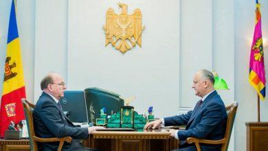 Photo of Distincții la final de mandat: Dodon l-a decorat pe Ambasadorul Federației Ruse cu Ordinul de Onoare