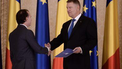 Photo of România: Iohannis a semnat decretul pentru desemnarea lui Cîţu candidat la funcţia de prim-ministru