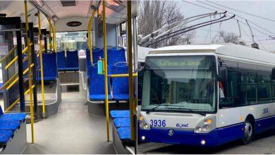Photo of foto | Anul nou începe cu troleibuze noi. În Chișinău sunt lansate pe rute 15 vehicule aduse de la Riga