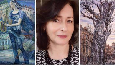 Photo of foto | O pictoriță originară din R. Moldova, participantă la două expoziții de artă din Turcia