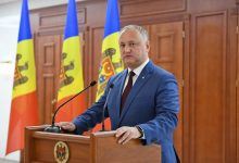 Photo of video | Igor Dodon anunță că a avut COVID-19: Nu am avut simptome