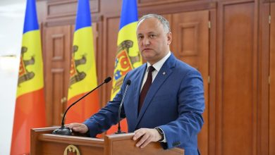 Photo of video | Igor Dodon anunță că a avut COVID-19: A fost asimptomatic