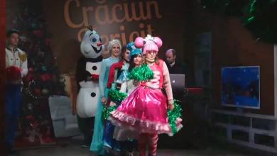Photo of live | Inaugurarea sărbătorilor de iarnă și aprinderea luminițelor pe Pomul de Crăciun din Orhei