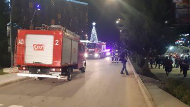 Photo of Alertă cu bombă la un centru comercial din Chișinău. Oamenii sunt evacuați din clădire