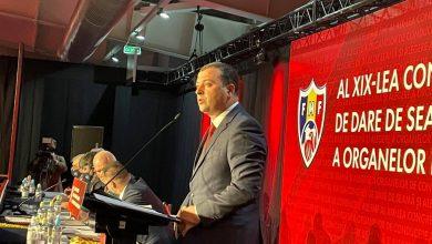 Photo of Alegeri cu un singur candidat: Leonid Oleinicenco a câștigat un nou mandat de președinte al Federației Moldovenești de Fotbal