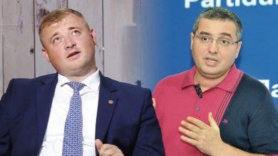 Photo of video | Unul, numit frustrat, iar altul – înjurat: Usatîi și Cavcaliuc au fost puși pe ceartăîn direct, la TV