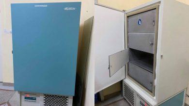 Photo of foto | Cum arată frigiderul în care va fi păstrat vaccinul anti-COVID la -70 de grade și care e capacitatea de stocare a Republicii Moldova