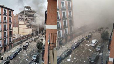 Photo of update, video | Explozie puternică la Madrid: Cel puțin două persoane au murit, iar mii de oameni au fost evacuați