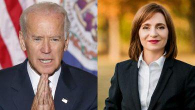"""Photo of """"Să dezvoltăm cu succes relațiile interumane"""". Mesajul adresat de președinta Republicii Moldova lui Joe Biden după învestire"""